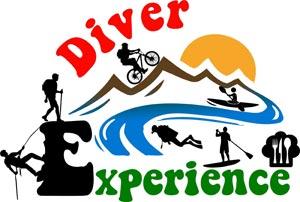 Diver Experience logotipo
