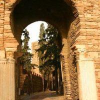 Rutas guiadas en Málaga. Alcazaba