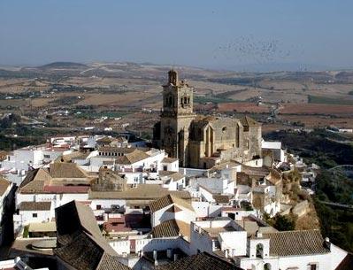 Pueblos blancos de Cádiz. Ubrique y Zahara de la Sierra