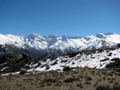 Ruta Lavaderos de la Reina,Sierra Nevada. Granada