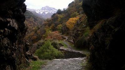 Vereda de la Estrella, Sierra Nevada. Granada