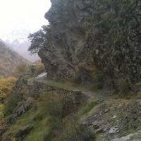 Vereda de la Estrella, ruta senderismo Sierra Nevada. Granada