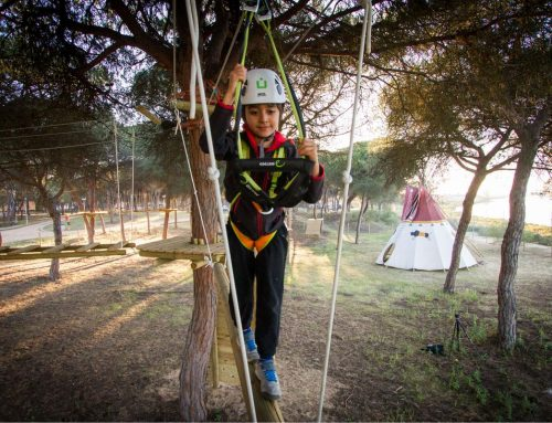 Camping. Isla Cristina, Huelva. Actividades para colegios