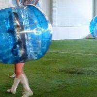 Fútbol bola. Experiencia actividades en Villafranca Córdoba