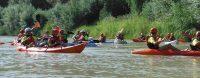 Kayac. Experiencia actividades en Villafranca Córdoba