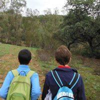 Senderismo. Experiencia actividades en Villafranca Córdoba