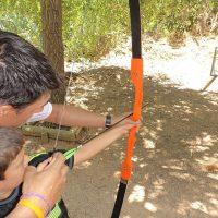 Tiro con arco. Experiencia actividades en Villafranca Córdoba