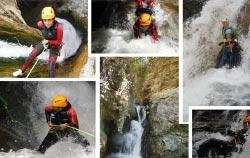 Descenso de barrancos. Turismo activo Serranía de Ronda