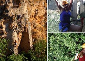 Vía ferrata. Turismo activo Serranía de Ronda